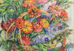 Sonkina Yael-Natali. Цветочная симфония