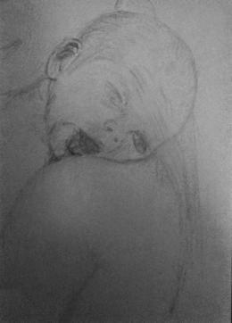 Розенберг Яков. Child. Sketch (  )