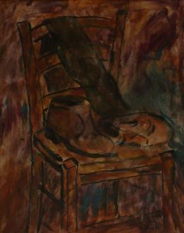 Розенберг Яков. Still Life with Boots (  )