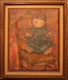 Розенберг Яков. Still Life with Doll and Chair (  )