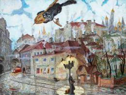 Каплан Самуил. Москва 1920-го ( 1994 г. )