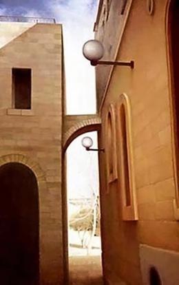 Гуревич Эдуард. Старый Иерусалим.  ( 50x90 см / холст / масло / 1996 г. )