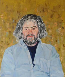 Meshulam Lemkovitch Lubov. Male portrait Eli ( 60x70 см / масло / 2017 г. )